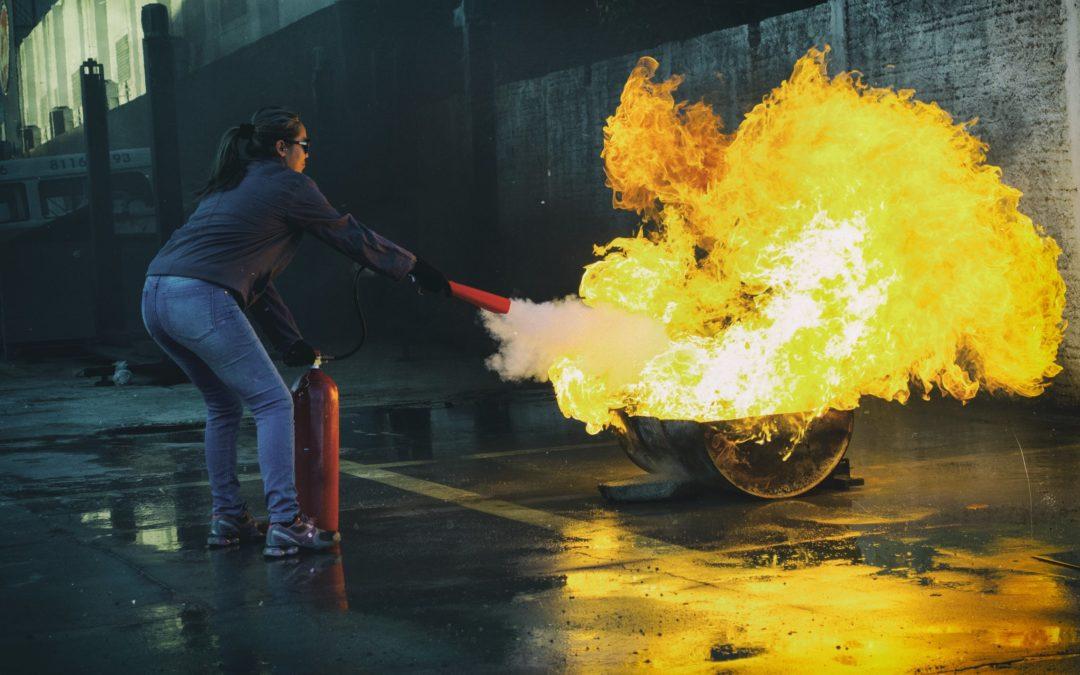 Ochrona przeciwpożarowa w firmie