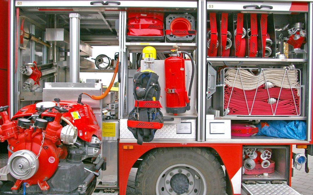 Co wchodzi w skład szkolenia przeciwpożarowego?